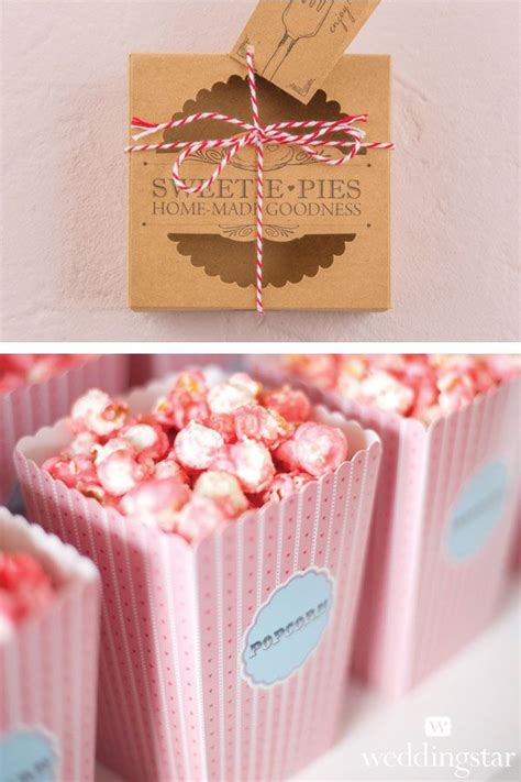 creative wedding favors on a budget 20 unique wedding favor ideas for 2 budget wedding wedding and plan your wedding