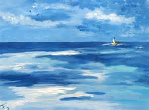 fabienne soul paintings la mer