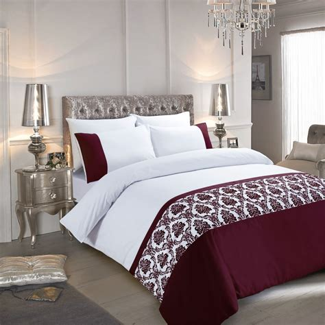 h and m bedding flock damask king size duvet set bedding duvet covers b m