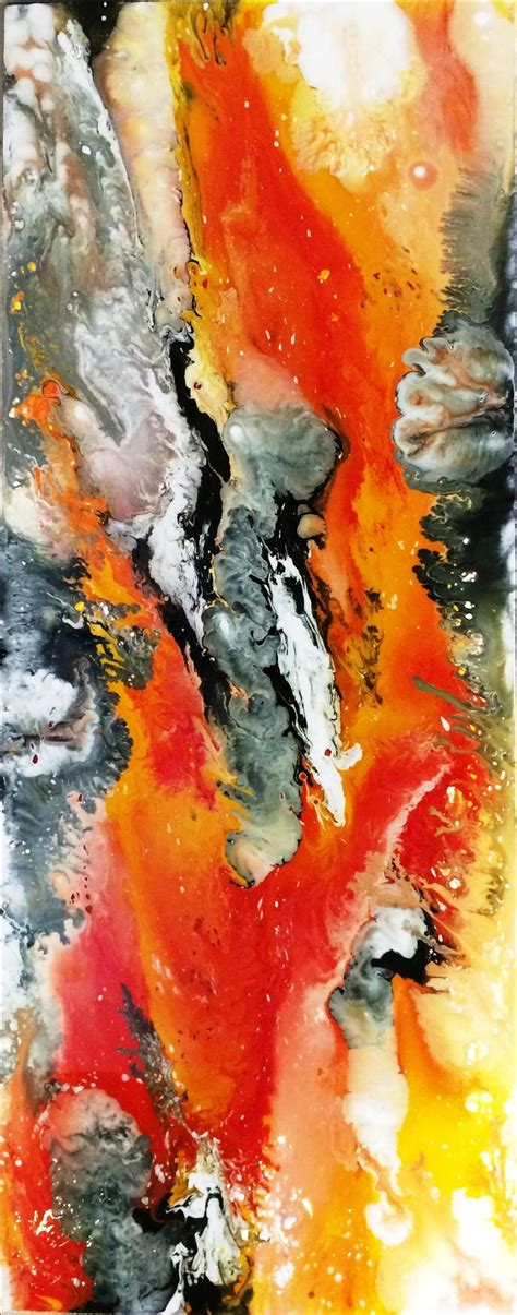 acrylic painting lessons abstract fluid abstract artwork lessons on how to paint classes