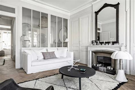 french appartments the luxurious white themed french apartment decoholic