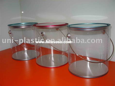 1 Gallon Clear Plastic Paint Cans by 1 Gallon Clear Plastic Container 1 Gallon Clear Plastic