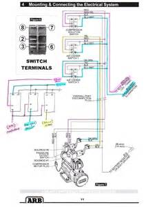 wiring arb locker with diy spod page 2 naxja forums american xj association
