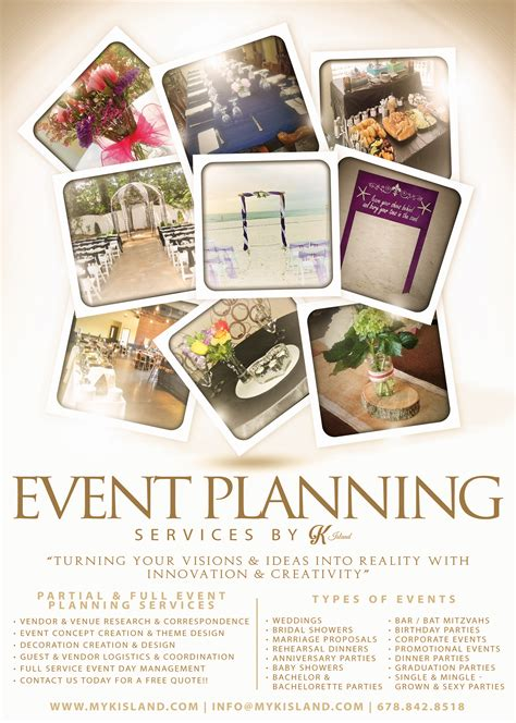 Why You Should Hire A Party Planning Service Event Management Flyers Templates