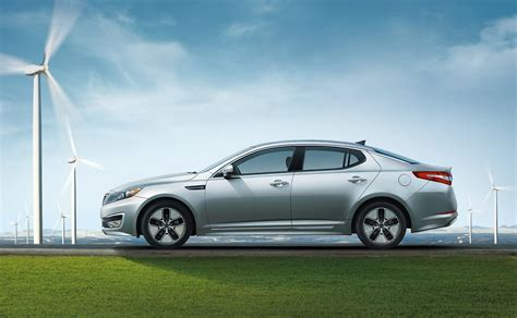 Kia Optima 2013 Hybrid Review 2013 Kia Optima Hybrid Review All About Cars
