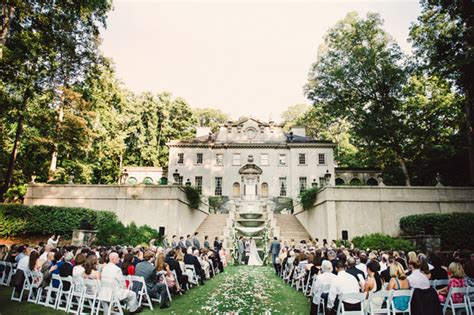 Wedding History by Atlanta History Center Venue Atlanta Ga Weddingwire