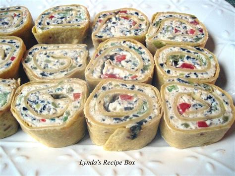 pinwheel recipes lynda s recipe box tortilla pinwheel appetizers