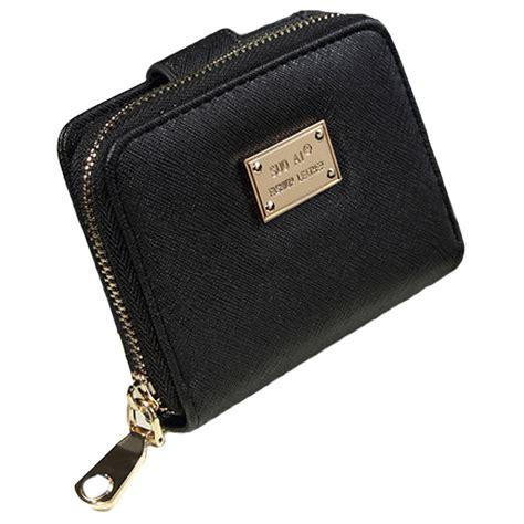 Dompet Wanita Leather Small Bag dompet wanita bahan kulit black jakartanotebook