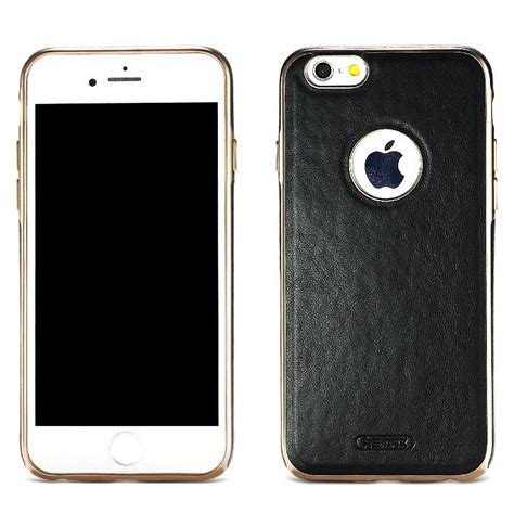 remax beck series leather for iphone 7 8 plus black jakartanotebook