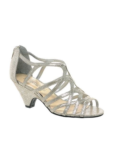 silver low wedge sandals new look new look sun low silver wedge sandals