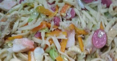 resep mie goreng putihan oleh bunda bagus cookpad