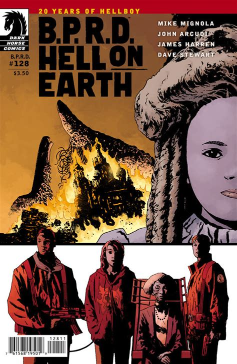 review b p r d hell on earth the transformation of j h b p r d hell on earth 128 review unleash the fanboy