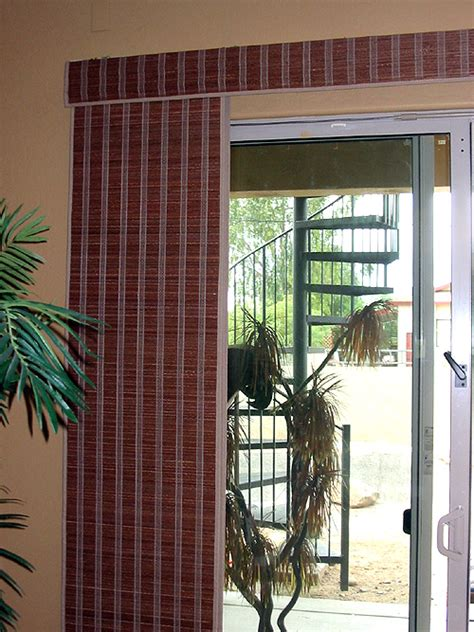 Doors And Windows Blinds Miami Sliding Panels Bamboo Bamboo Vertical Blinds Sliding Glass Doors