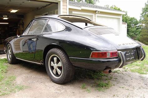 Porsche 1968 912 Coupe Black Forza
