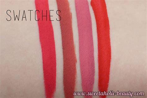 Klara Cosmetics Proof No 07 klara cosmetics proof collection sweetaholic