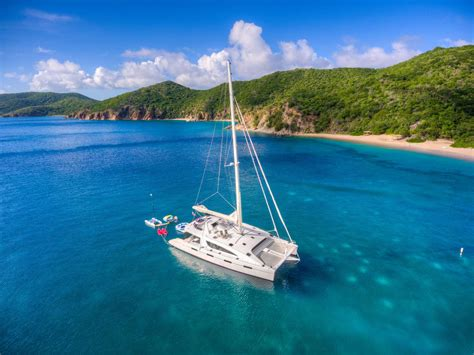 virgin island catamaran charters us virgin islands yacht charter carefree yacht charters 174