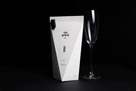 Origami Wine Bottle - 100 exles of wine packaging
