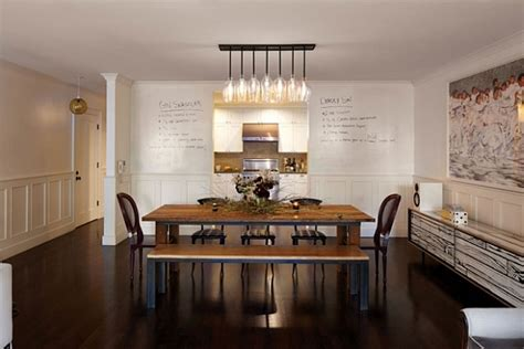 large dining room design for