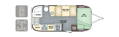 airstream travel trailers floor plans airstream com floor plans autos post