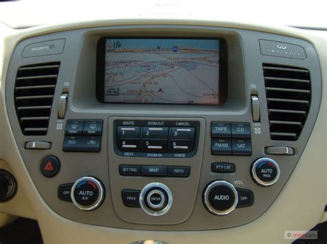 automotive repair manual 2006 infiniti q instrument cluster image 2006 infiniti q45 4 door sedan sport instrument panel size 640 x 480 type gif posted