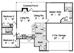house plans 1300 square feet 1300 square feet 4 bedrooms 2 batrooms on 1 levels