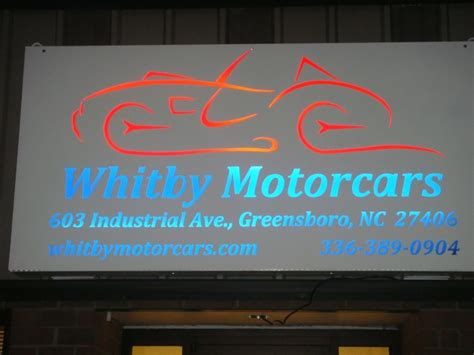 whitby motorcars