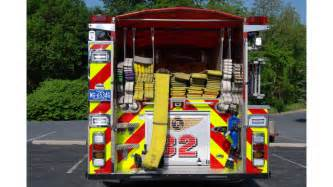 Engine 32 from the progress fire company in pennsylvania is an