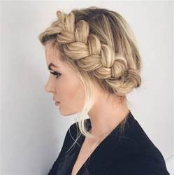 crown hairstyles master the crown braid hairstyle here s how beauty