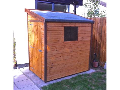 Sheds For Sale 6x4 by Wooden Garden Sheds 12x6 Slp