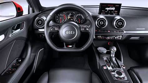Audi A3 Interior 2014 by Car Interior 2014 Audi A3 Sportback S Line