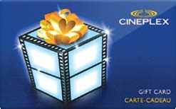 Where To Buy Cineplex Gift Cards - buy cineplex gift cards raise