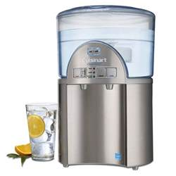 Cool Countertop Ideas cuisinart cleanwater water filtration system the green