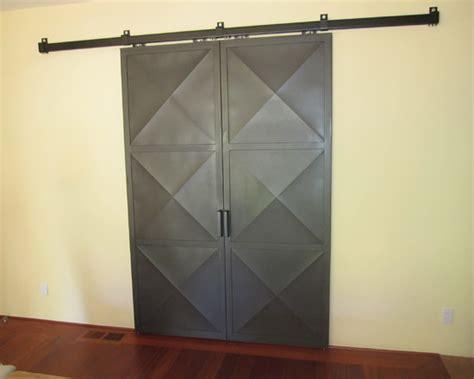Industrial Interior Doors Industrial Interior Sliding Barn Door Home Design Photos Decor Ideas