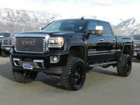 2015 gmc 2500hd denali duramax lifted car interior design