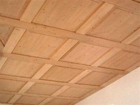 tipi di controsoffitti controsoffitti in legno tipi scheda tecnica e