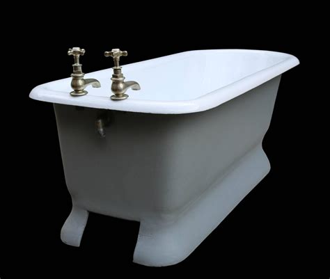 old cast iron bathtubs for sale rare antique cast iron bath tub for sale at 1stdibs
