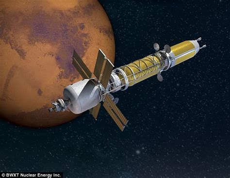 Girlawhirl Gets A Rocket Science With Via Icy by Nasa Is Set To Use Nuclear Powered Rockets To Reach Mars