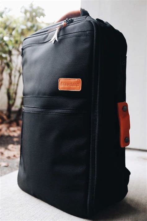 Carry On Backpack standard s carry on backpack the review