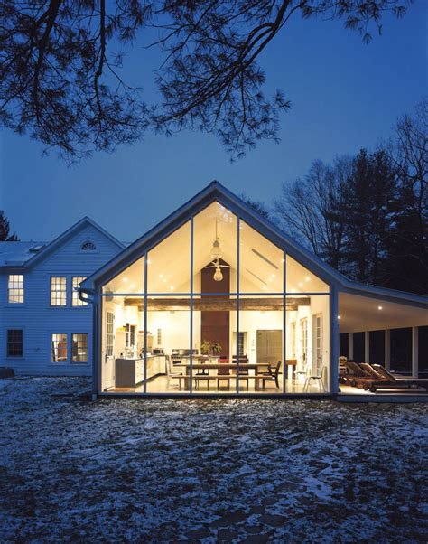 farmhouse style architecture the floating farmhouse in new york