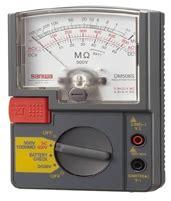 Sanwa Dm1008s Analog Insulation Resistance Tester Dm 10 Murah insulation resistance tester supplier and dealer in