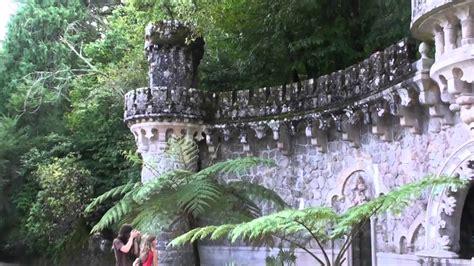 le led jardin solaire sintra portugal le palais de la regaleira le puits initiatique les jardins
