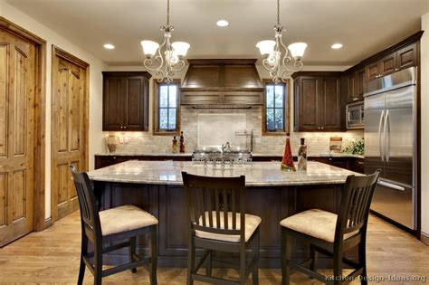 Dark Wood Kitchen Island by Google Image Result For Http Www Kitchen Design Ideas