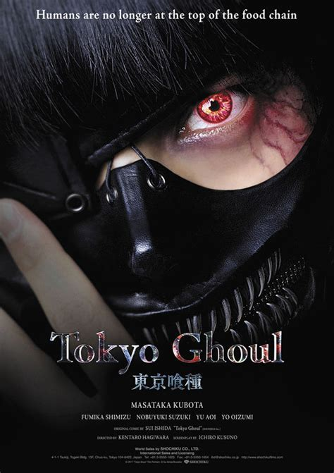 film anime tokyo ghoul tokyo ghoul live action kick off event to stream