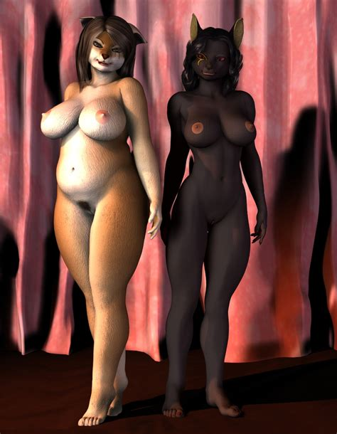 Rule 34 2girls 3d Animun Anubian Jackal Areola Big