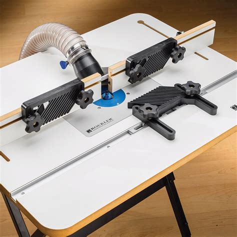 complete basic router table kit  accessory kit