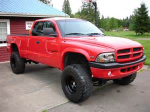 Dodge Dakota 5 5 Inch Lift 98 Dodge Dakota Sport 5 5 Quot Tuff Country Lift 33 Quot Ssr