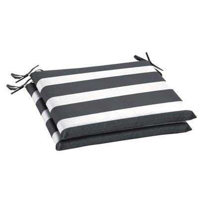 black and white striped bench cushion black white stripe outdoor chair cushions indoor outdoor