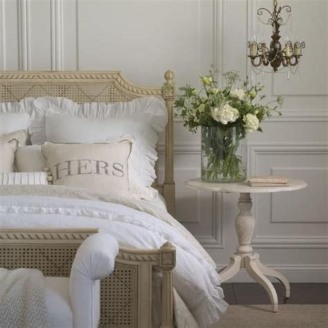 white and beige bedroom white beige vintage bedroom romantical pinterest