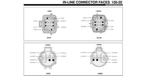 wiring diagram for truck to trailer trailer for truck