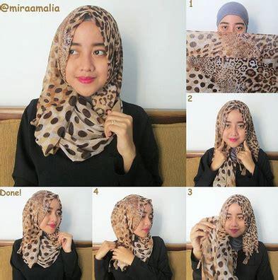 Batik Mahkota Batik Moderen Fashion Trendi cara kreasi jilbab unik yang modern terbaru 2016